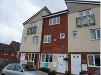 4 bedroom town house to rent in Hanley, Stoke-On-Trent ST1