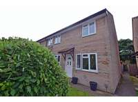2 bedroom semi-detached house to rent in Convenient cul de sac position in Clevedon
