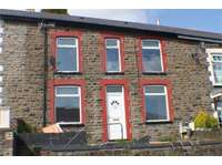 2 bedroom terraced house to rent in Ystrad, Rhondda Cynon Taff. CF41 7RX