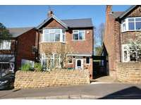 3 bedroom detached house for sale in Mapperley, Nottingham NG3
