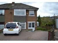 3 bedroom semi-detached house for sale in Queensbury, Bradford BD13