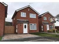 3 bedroom detached house to rent in Brookfield Walk, Clevedon BS21