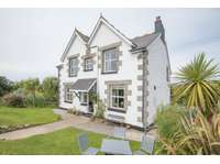 5 bedroom detached house for sale in Ruan Minor, Helston TR12