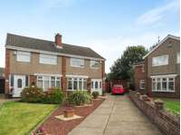 3 bedroom semi-detached house for sale in Ricknall Close, Middlesbrough TS5