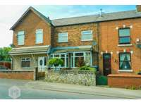 3 bedroom terraced house for sale in Wigan, Lancashire WN2