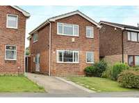 3 bedroom detached house for sale in Rochester Road, Monk Bretton