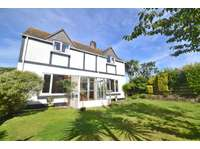 4 bedroom detached house for sale in Ruan Minor, Helston TR12