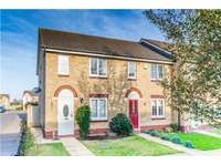 2 bedroom end of terrace house for sale in Cottenham, Cambridge CB24