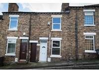 2 bedroom terraced house to rent in Hanley, Stoke-On-Trent ST1