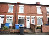 2 bedroom terraced house to rent in Eden St, Derby