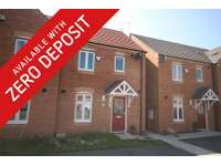 3 bedroom semi-detached house to rent in Harvington Chase, Coulby Newham