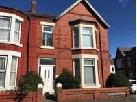 4 bedroom terraced house to rent in St Winifreds Road, Wallasey