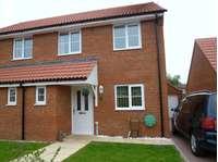 3 bedroom property to rent in Garden Court, Fakenham NR21