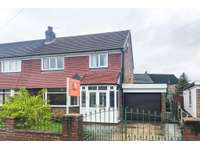 3 bedroom semi-detached house to rent in Manchester, M41