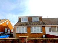 3 bedroom bungalow to rent in Thorngumbald, Hull HU12