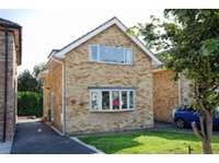 3 bedroom detached house to rent in Derbyshire, S18 2FN