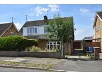 3 bedroom semi-detached house to rent in Brington Drive , Barton Seagrave