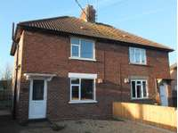 3 bedroom semi-detached house to rent in Garnsgate Road, Long Sutton