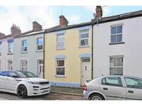 2 bedroom terraced house to rent in ST THOMAS, EXETER