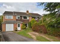 4 bedroom semi-detached house for sale in Chilton, Didcot OX11