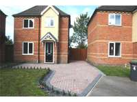 3 bedroom detached house to rent in Lincolnshire, NG34