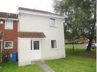 1 bedroom terraced house to rent in Canford Heath, Poole