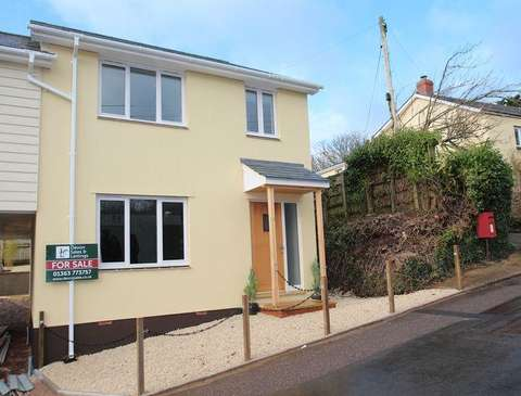 Photo of 3 bedroom terraced house to rent in Hillside Terrace, Lapford