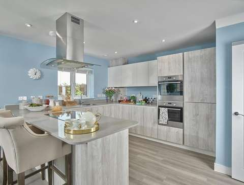 Photo of 4 bedroom link-detached house for sale in Kings Hill ME19