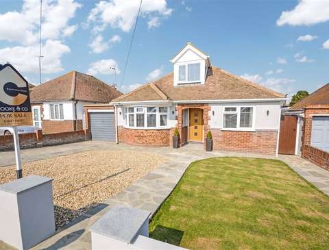 Photo of 4 bedroom detached bungalow for sale in Broadstairs, Kent CT10