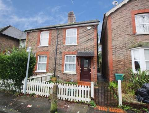 Photo of 2 bedroom semi-detached house for sale in West Street, Crawley RH11