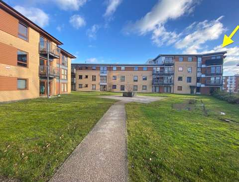 Photo of 1 bedroom flat for sale in Commonwealth Drive, Crawley RH10