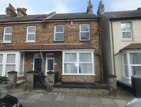 Photo of 2 bedroom semi-detached house to rent in Albion Road, Broadstairs CT10