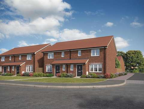 Photo of 2 bedroom semi-detached house for sale in Steers Lane
